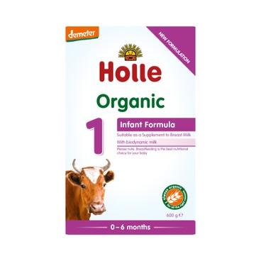 HOLLE - Organic Infant Formula 1 - 600G