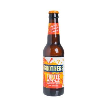 BROTHERS - Toffee Apple Cider - 330ML