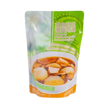 Shun Nam - Octopus Marrow Gourd In Lean Meat Soup - 500G