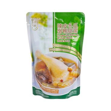 Shun Nam - Tangerine Peels Winter Melon Duck Soup - 500G