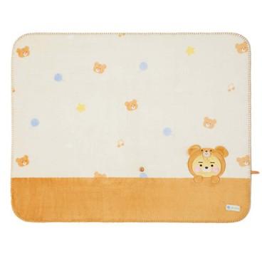 KAKAO FRIENDS (PARALLEL IMPORT) - Cotton Friends Blanket-ryan Bear - PC