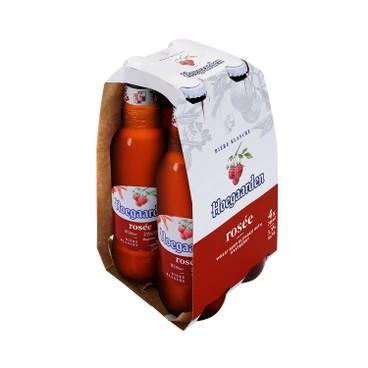 HOEGAARDEN - Rosee Bottle - 250MLX4