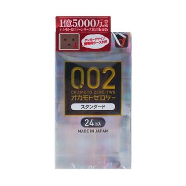 OKAMOTO - 0.02EX CONDOM - 24'S