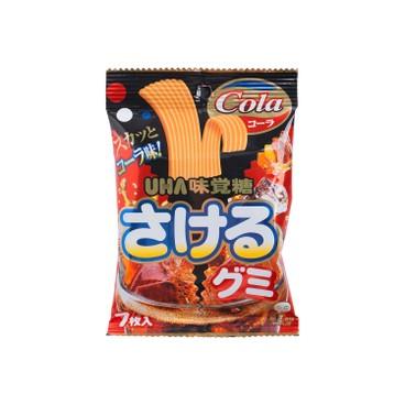 UHA - 味覺糖-撕撕系列軟糖-可樂味 - 7'S