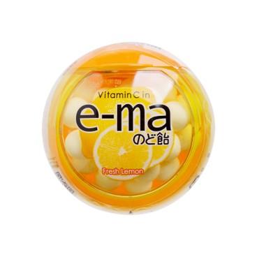 UHA - E-MA糖-檸檬味 - 33G