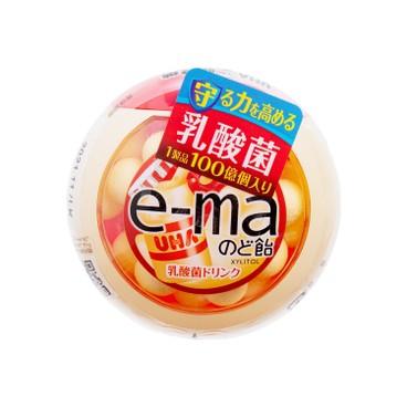 UHA - E-MA糖-乳酸飲品味 - 33G