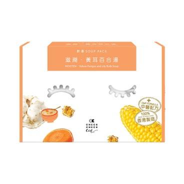 CHECKCHECKCIN - 即飲湯-滋潤 - 黃耳百合湯 - 400G