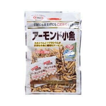 MARUESU - Dried Fish Snacks - 48G