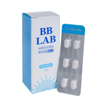 BB LAB - White Up Plus美白丸 - 30'S