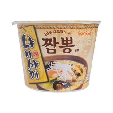 SAMYANG - Bowl Noodle nagasaki Seafood Ramen - 105G