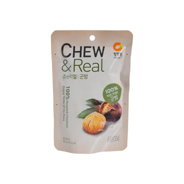 CHUNG JUNG ONE - Roasted Chestnut - 80G