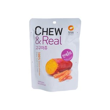 CHUNG JUNG ONE - Sweet Potato Chew - 60G