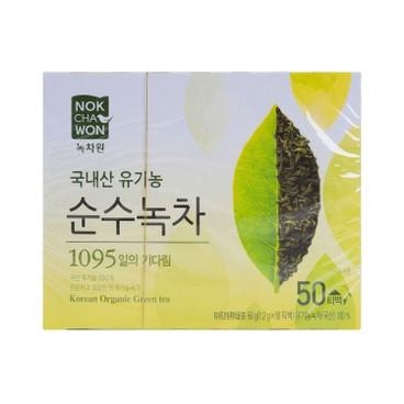綠茶園 - 綠茶茶包 - 1.2GX50