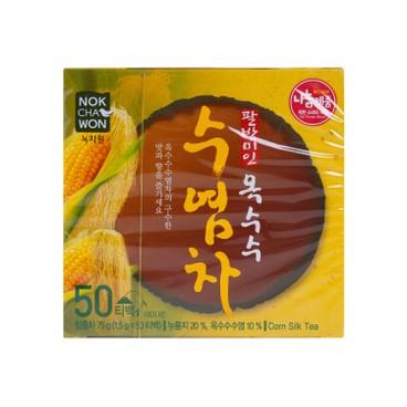 綠茶園 - 玉米鬚茶包 - 1.5GX50