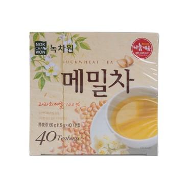 綠茶園 - 蕎麥茶包 - 1.2GX40
