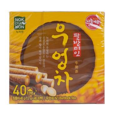綠茶園 - 牛蒡茶 - 1.2GX40
