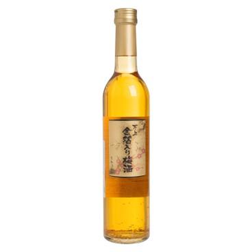 萬上 - 金箔梅酒 - 500ML