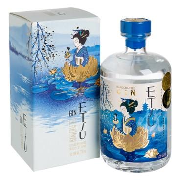 ETSU - Handcrafted Gin Hokkaido - 700ML
