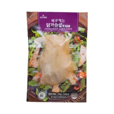 ACHIM - Ready To Eat Chicken Breast Garlic - 100G