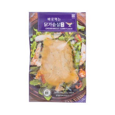 ACHIM - Ready To Eat Chicken Breast Curry - 100G