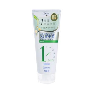 DOVE - 1 Minute Super Treatment Anti Hair Fall - 180ML