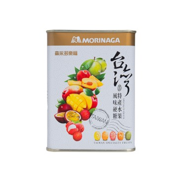 MORINAGA 森永 - 台灣特產水果糖 (期間限定) - 180G