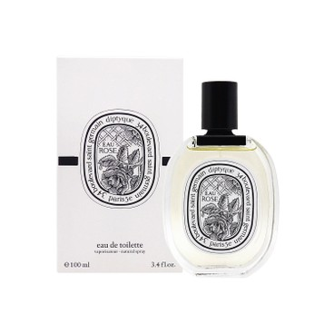 DIPTYQUE (PARALLEL IMPORT) - Eau Rose Edt - 100ML