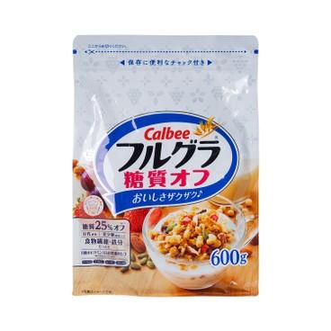 卡樂B - 減糖雜錦水果穀物營養早餐麥片 - 600G