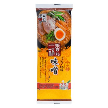 ITSUKI - Ramen miso For 1 Persons - 130G