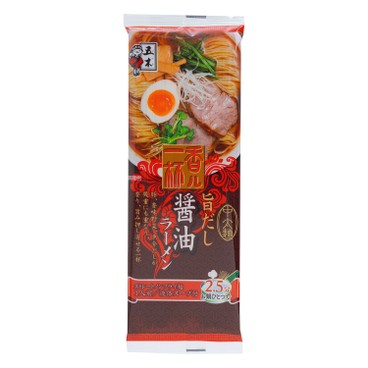 ITSUKI - Ramen soysauce For 1 Persons - 130G