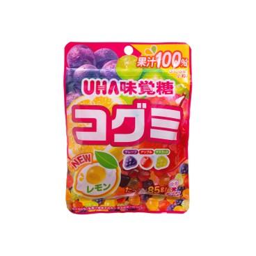 UHA - 雜果橡皮糖 - 85G