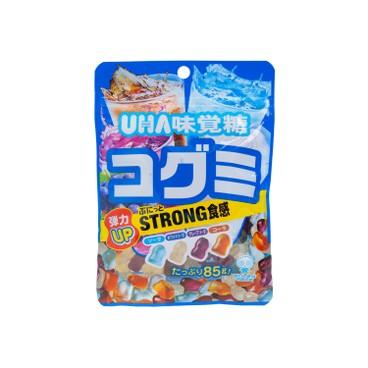 UHA - 乳酸菌什果軟糖 - 85G