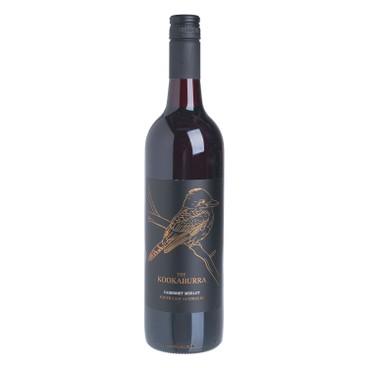 THE KOOKABURRA - 紅酒 -赤霞珠梅洛 2019 - 750ML