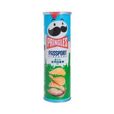 品客 - 薯片-義大利起司四重奏口味 (期間限定) - 110G
