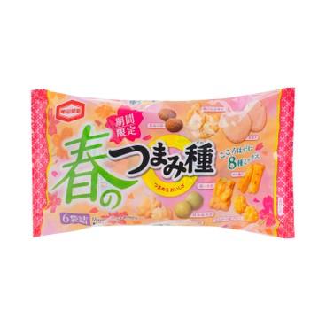 KAMEDA - Crisps And Peanuts Mixed Flavor - 115G