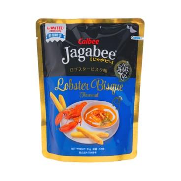 CALBEE - Jagabee Potato Sticks lobster Bisque Flavoured - 51G