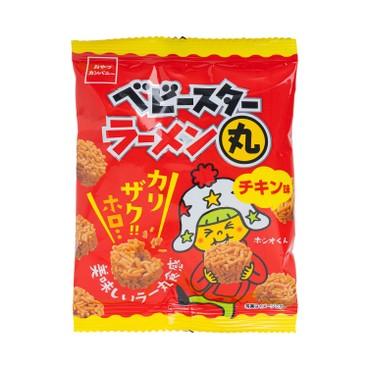 童星 - 迷你粒粒點心麵-雞肉味 (期間限定) - 23G
