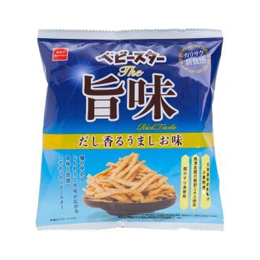童星 - 鱈魚脆條-鹽味 (期間限定) - 37G