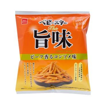 童星 - 脆條-牛肉清湯味 (期間限定) - 60G