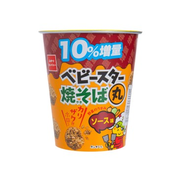童星 - 點心炒麵粒粒-炒麵味 - 59G