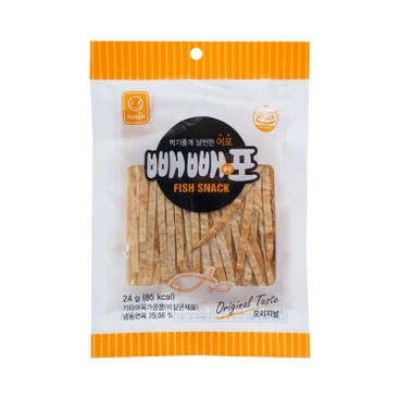 HANJIN - Fish Snack Original - 24G
