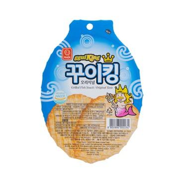 HANJIN - Grilled Fish Snack Original - 22G