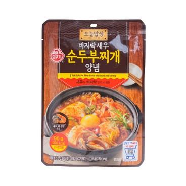 OTTOGI - Soft Tofu Pot Stew Sauce With Seafood - 110G