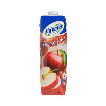 FONTANA - Apple Juice - 1L