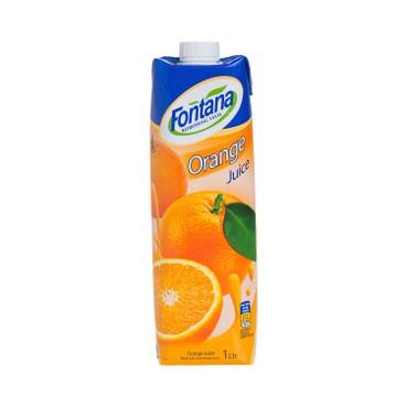 FONTANA - Orange Juice - 1L