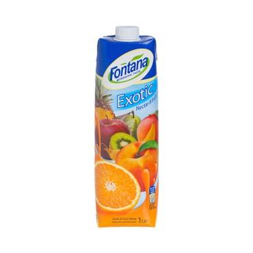 FONTANA - Exotic Juice - 1L