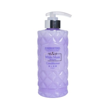 JOSERISTINE BY CHOI FUNG HONG - WHITE MUSK PERFUME CONDITIONER - 500ML