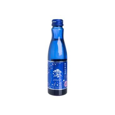 SAWANOTSUDU - Sparkling Sake Bottle Shochikubai Shirakabegura Mio - 150ML