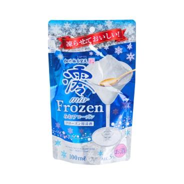 SAWANOTSUDU - Frozen Sake Pouch Shochikubai Sirakabegura Mio - 100ML
