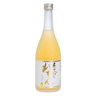 梅乃宿 - 蜂蜜果肉檸檬酒 - 720ML